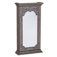 Beautify Mirrored Jewelry Armoire with Mirror Products