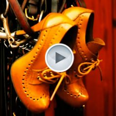 check out this video http://savoirflair.com/shoes/high-heels/video-lookbook-pedro-garcia-fw11   shoes and horses and excitement oh my :)