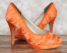 Marvelous Elseline Orange | Style | Pinterest | Wedding Shoes, Wedding And Weddings