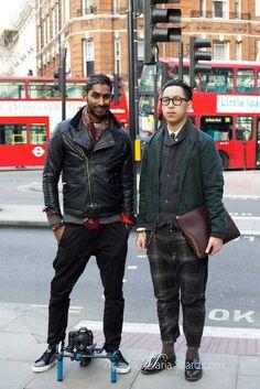 London – Street Style 2013 – 1