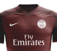 b878b76d9 I designed football kits for Paris Saint - Germain for the upcoming season  17 18