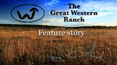 Watch this beautiful footage of western New Mexico's Great Western Ranch, which spans 457 square miles and is for sale for a cool $59.5 million.