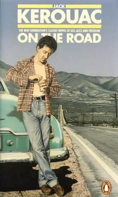 On the road jack kerouac book covers on the road book covers jack kerouac on the road fandeluxe Choice Image