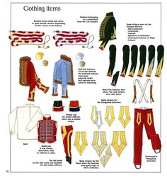FRENCH HUSSARS - Bing Images