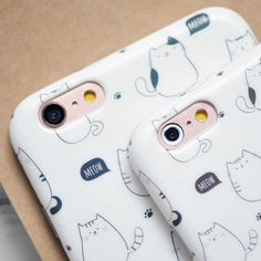 Original design Meow innovation New Arrival case for iphone6 Soft TPU Silicon phone cases