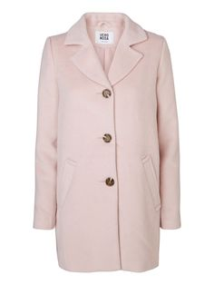 Classic coat from VERO MODA. We're ready for winter season! #veromoda #fashion #coat