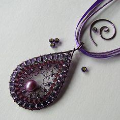 eva55 / Meditácia - náhrdelník