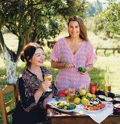 Jill Johnsons nya kokbok med medelhavsmat från Kreta   Aftonbladet Tzatziki, Nashville, Garden, Life, Crete, Gardens, Outdoor, Home Landscaping, Tuin