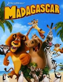 After escaping from the zoo, four friends are sent back to Africa. When their ship capsizes and strands them on Madagascar, an island populated by crazy critters, the pals must adapt to jungle life and their new roles as wild animals.