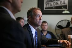 Martin O'Malley to eat dinner with illegal immigrants in campaign pitch for votes