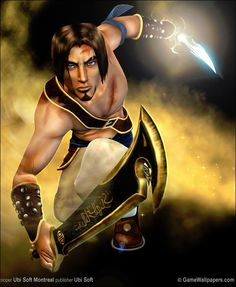 Prince of Persia . . . Sands of Time