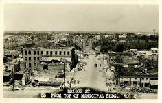 The 1953 Waco Tornado, The Texas Collection, Baylor University, Waco, Texas