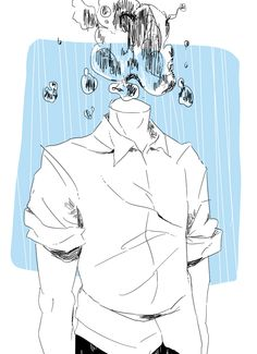 """smooshypie: """""""" My thought lay at the bottom of the ocean """" Trying to make a pen…"""