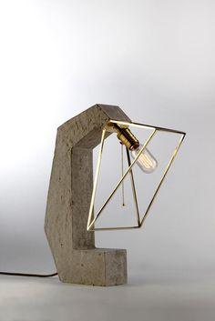 내부 아웃 테이블 램프 별 daevas 디자인-1