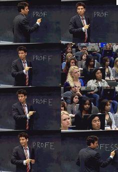 Professor Mosby!