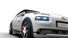 Citroen C4 Cactus Airflow 2L promises 141 mpg, no door dings [w/video]