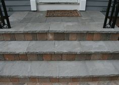 cover cement steps stone - Google Search