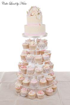 Vintage Wedding Cakes | Vintage wedding cake | Flickr - Photo Sharing!