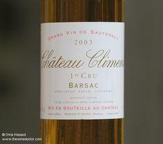 Château Climens: Tasting Notes