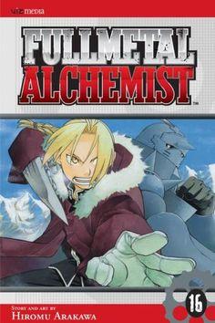 Fullmetal Alchemist, Vol. 16 by Hiromu Arakawa