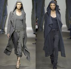 Greg Lauren 2015 Spring Summer Womens Runway Catwalk Looks - New York Fashion Week - Denim Jeans Destroyed Destructed Ripped Vintage Lace Up Hoodie Military Green Army Tent Nomadic Apocalyptic Workwear Frayed Shawl Cape Combo Panel Drawstring Scarf Boots Hat Vest Waistcoat Patchwork Blazer Pinstripes Pantsuit White Ensemble D-Ring Tankdress Suspenders Parka Outerwear Coat Cargo Pockets Dress