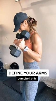 Gym Workout Tips, Fitness Workout For Women, Easy Workouts, Workout Videos, At Home Workouts, Arm Workout At Gym, Fitness Motivation, Fitness Goals, Fitness Tips