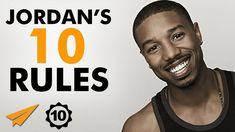 """Be WILLING to DO the HARD WORK!"" - Michael B. Jordan (@michaelb4jordan) - Top 10 Rules #wysseoagency"