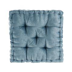 Shop Intelligent Designs Charvi Poly Chenille Square Floor Pillow Cushion - On Sale - Overstock - 21596131 Chair Bench, Bench Cushions, Floor Cushions, Square Floor Pillows, Square Pouf, Boho, Meditation Pillow, Floor Seating, Intelligent Design