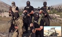 ISIS distributing video game that allows players to kill Westerners