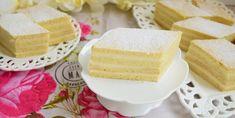 Prăjitura Albă ca zăpada - rețeta clasică - Rețete pentru toate gusturile Vanilla Cake, Caramel, Cheesecake, Party, Desserts, Food, Floral, Sweet Recipes, Sticky Toffee