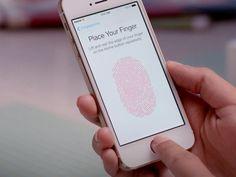 Los problemas del lector de huellas del nuevo iPhone 5s.