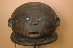 Tabwa Musangwe Helmet Mask, DR Congo