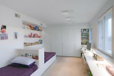 21 x 21 shared kids room design | Inspiration : 10 Beautiful Kids Rooms | Home Design and Decor