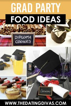 graduation celebration diy graduation celebration food 22 Graduation Party Food Ideas- so many clever graduation-themed snacks and desserts for a graduation party! Graduation Card Boxes, Graduation Party Foods, Graduation Theme, College Graduation Parties, Graduation Celebration, Grad Parties, Graduation Ideas, Nursing Graduation, Graduation Decorations