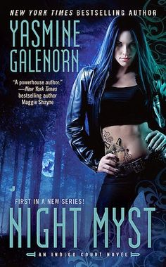 Night Myst: Yasmine Galenorn: (An Indigo Court Novel) Book 1 Book Series, Book 1, Book Nerd, Yasmine Galenorn, Science Fiction, Good Books, Books To Read, Free Books, Indigo