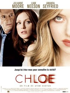 Chloe : Affiche