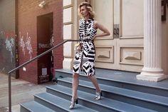 How To Style: The Statement Vest Worn Three Ways - Zanita Studio