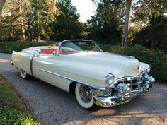 1953 Cadillac Eldorado Convertible...Brought to you by #House of #Insurance in #EugeneOregon #classiccars1956cadillac