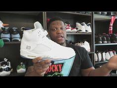 Air Jordan 5 Retro, Nike Basketball Shoes, Air Jordan Shoes, Nba Players, Air Jordans, Sneakers Nike, How To Wear, Fashion, Nike Tennis