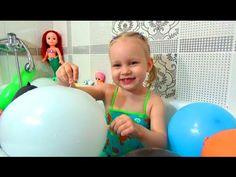 Сюрпризы в шарах развлечение для детей Surprises in the balls Entertainm...