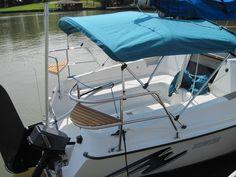 hunter 23.5 sailboat interior - Buscar con Google
