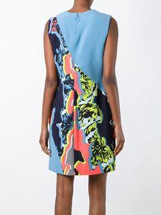 Versace Vestido de seda