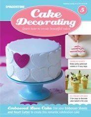 Fashion and Lifestyle Cake Decorating Magazine, Biscuits, Ice Cream Cupcakes, Sweet Cakes, Desert Recipes, Beautiful Cakes, No Bake Cake, Vanilla Cake, Chocolate Cake