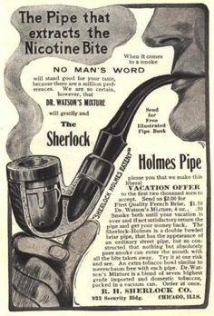vintage pipe tobacco ads - Google Search