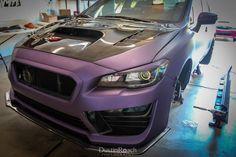 2015 Subaru WRX STI Impreza new bodykit#Rvinyl #CarbonFiber #BodyKits http://www.rvinyl.com/Body-