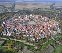 Fortifications de Vauban, ville de Neuf-Brisach