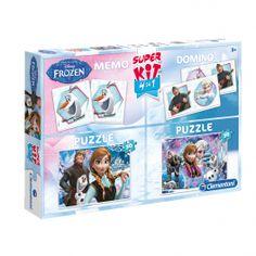 Disney Frozen Superkit 4in1