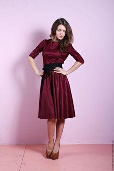 Купить ПРОДАНО - платье, Платье нарядное, платье коктейльное, платье на заказ, платье офисное