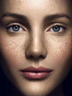 Photos: Yulia GorbachenkoMakeup: Frances Hathaway Model: Vanessa CruzRetouch: Cristian Girotto