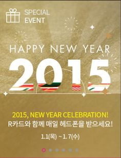 New Year 2015 event (1)